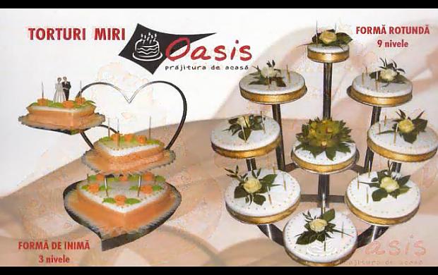 Cofetaria Oasis Firme Catering Prajituri Si Torturi Nunta Baia