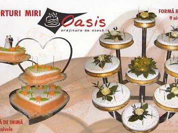 Cofetaria Oasis Nunta Baia Mare