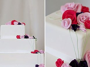 Istoria tortului de nunta