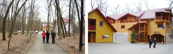 Cazare Pensiune Muzeul Satului Sibiu