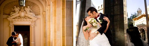 Fotografie nunta Calea Victoriei FixFoto Bucuresti