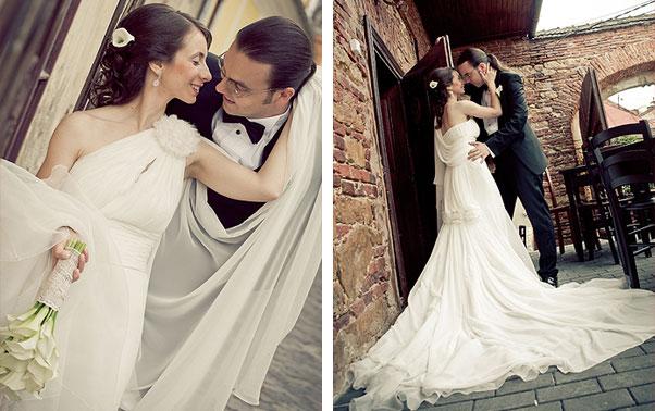 Nunti reale Aurelia si David Cluj Napoca