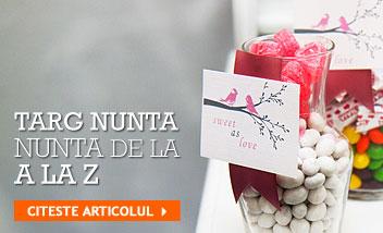 Targ nunta 2012 - Nunta de la A la Z